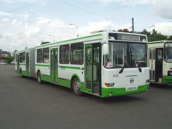 Изменяется схема движения автобусного маршрута 90.