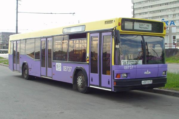 Автобус 103 - расписание и маршрут.
